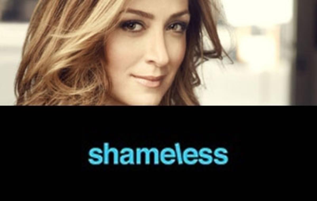 Alexander shameless sasha Shameless's Sexiest