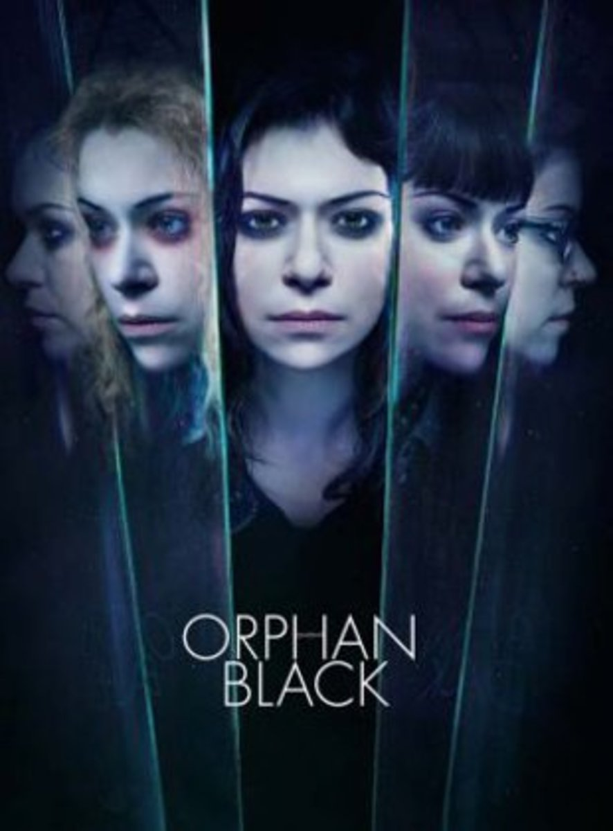 Orphan black season 5 poster tv show keyart