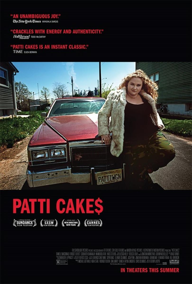 Patti cake large