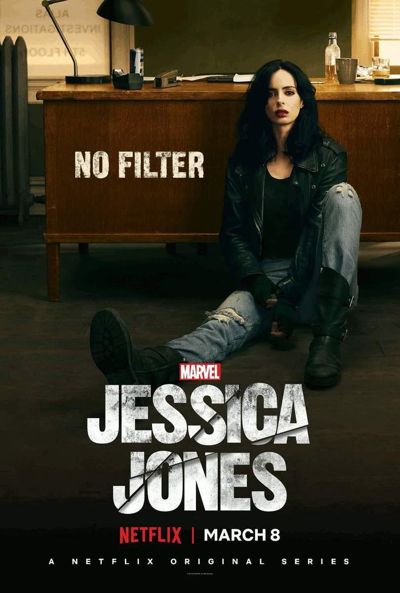 Jessica jones season 2 poster 1081030