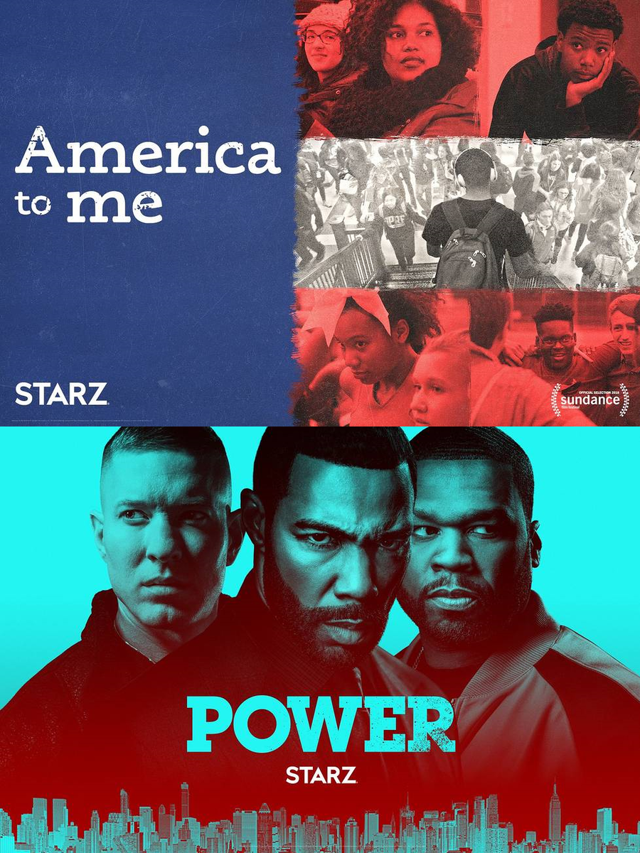 America to me and power