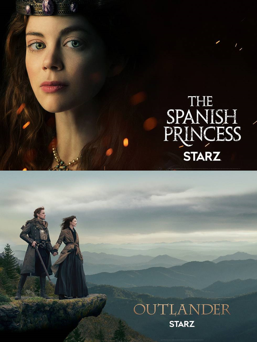 Spanish and outlander