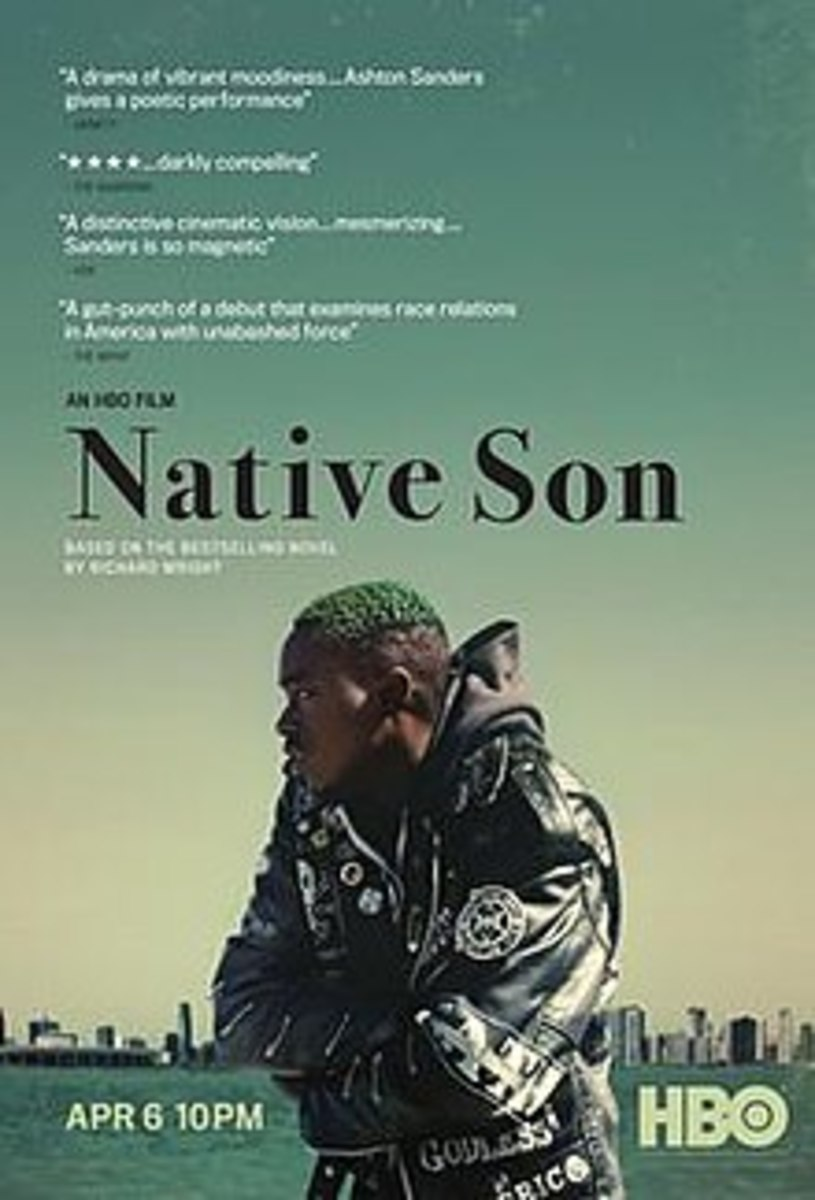 220px native son poster