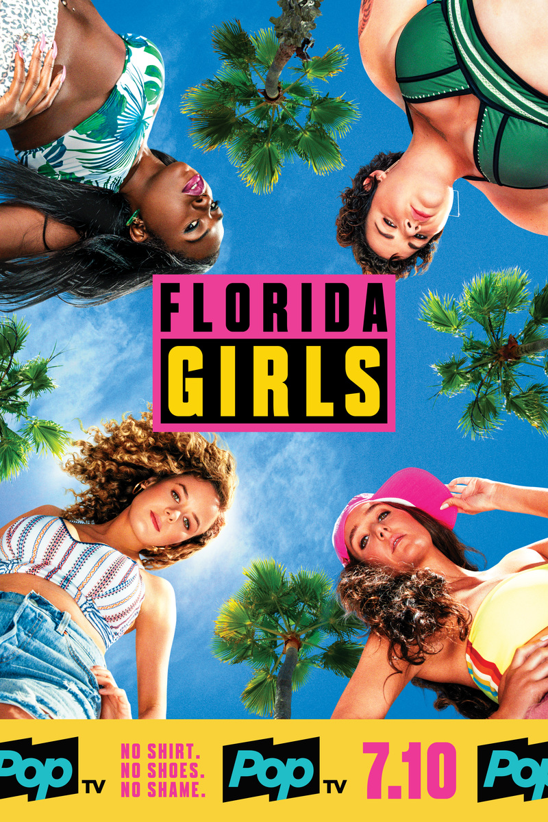 Floridagirls art 24x36
