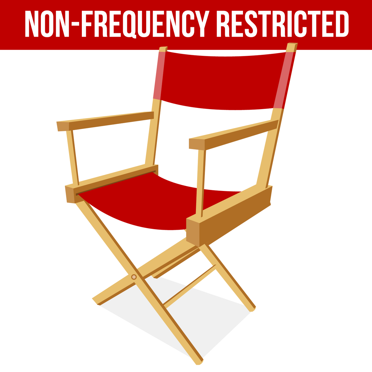 Non frequency icon
