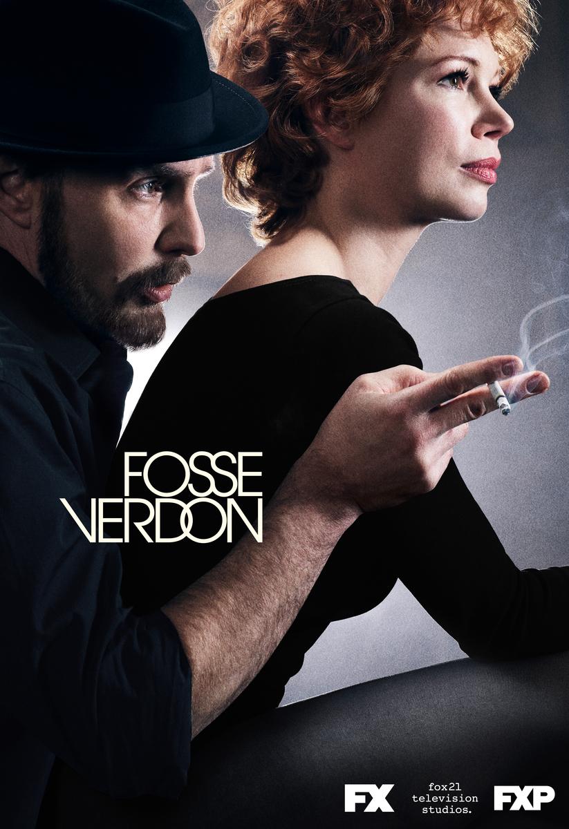 Fosse verdon show art w studionetwork logos