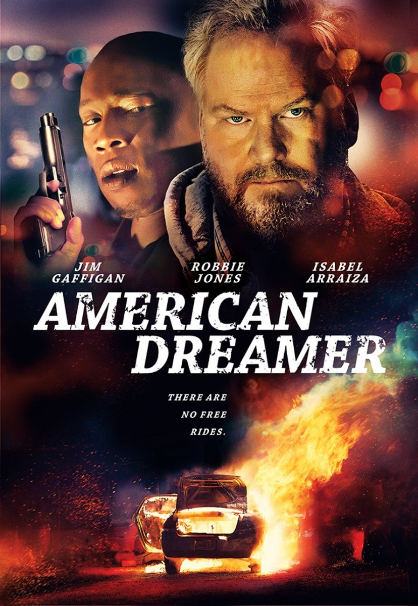 American dreamer vod poster