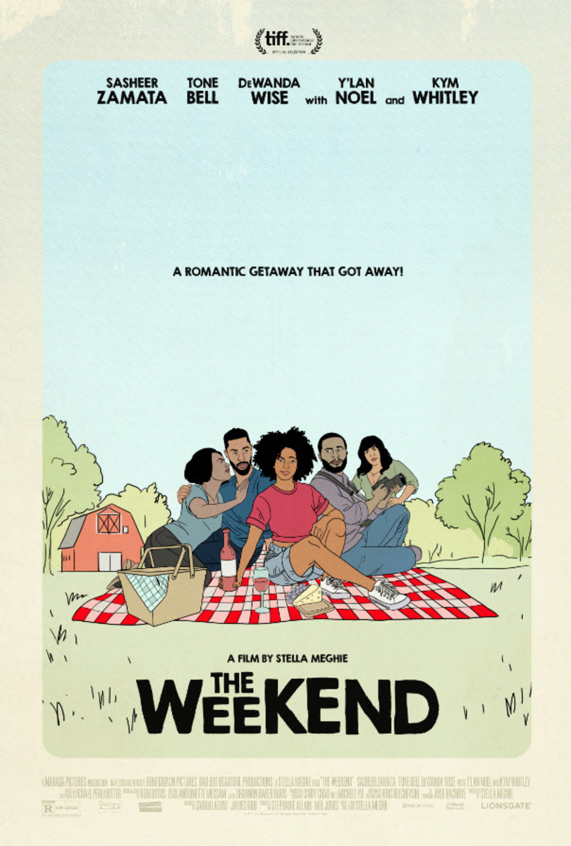 The weekend theatrical poster lo res