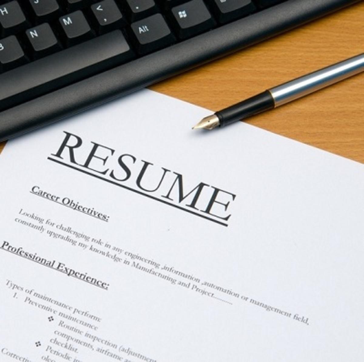 Resume 400x400