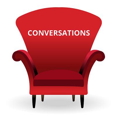 Conversationsicon red
