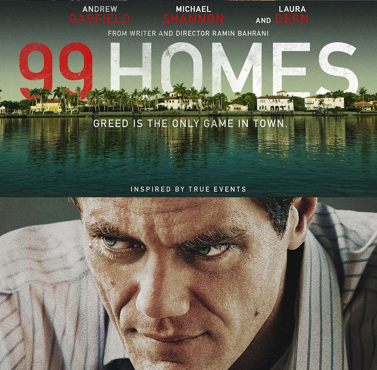 Square 99 homes poster