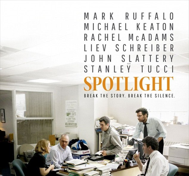 Square spotlight