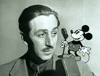 Walt mickey mouse