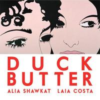 Duck butter thumb