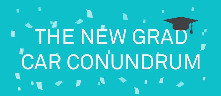 New Grad, New Car Insurance