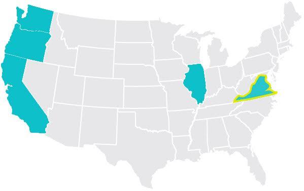per-mile insurance Virginia