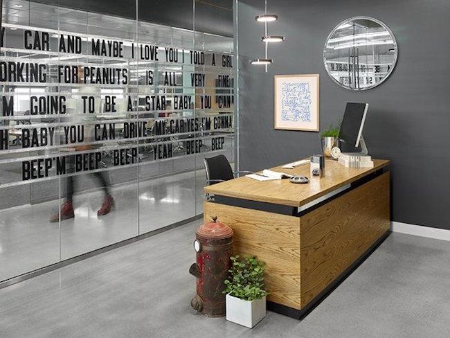 New Metromile office