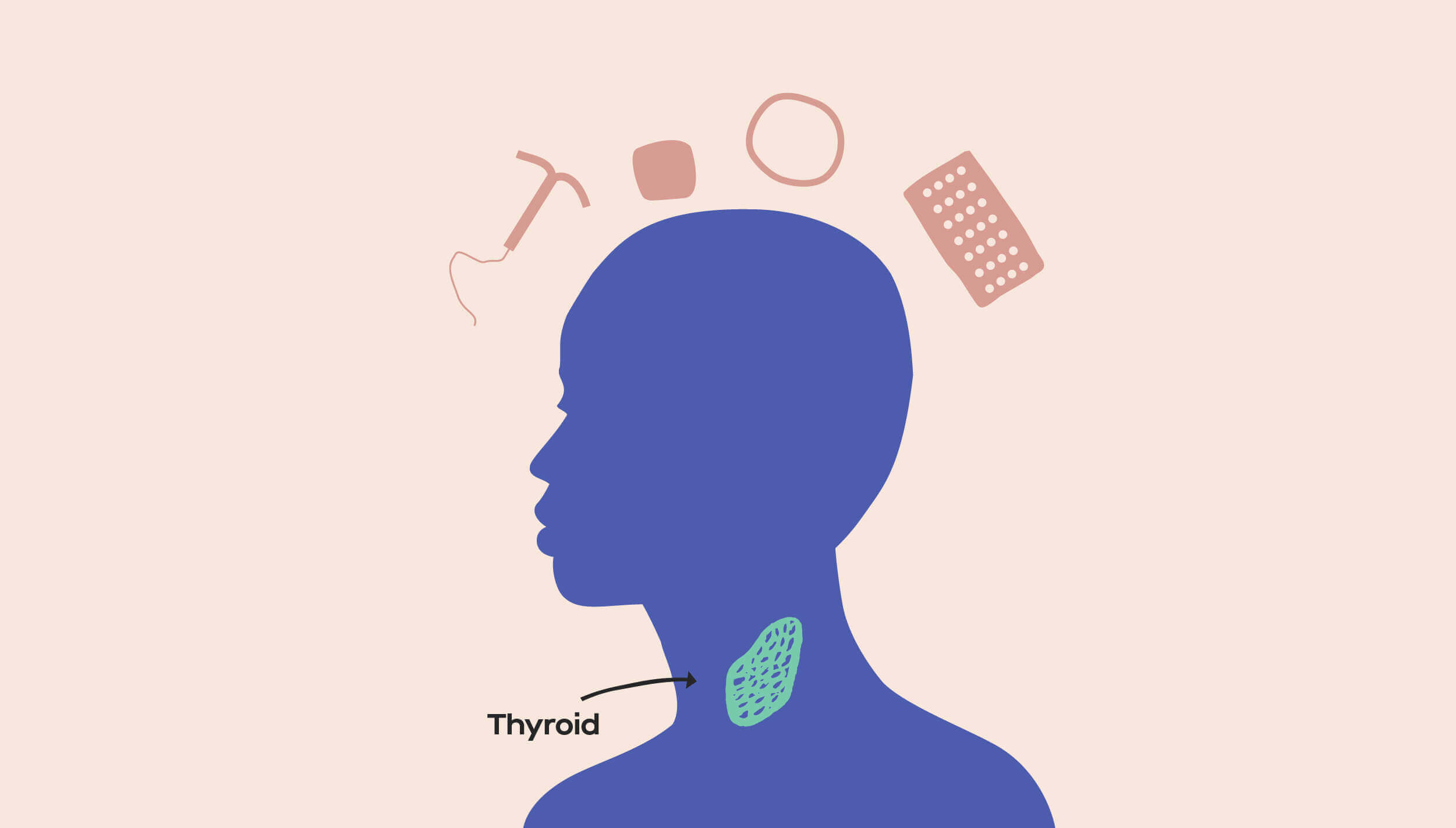 Does Birth Control Affect Your Thyroid Health