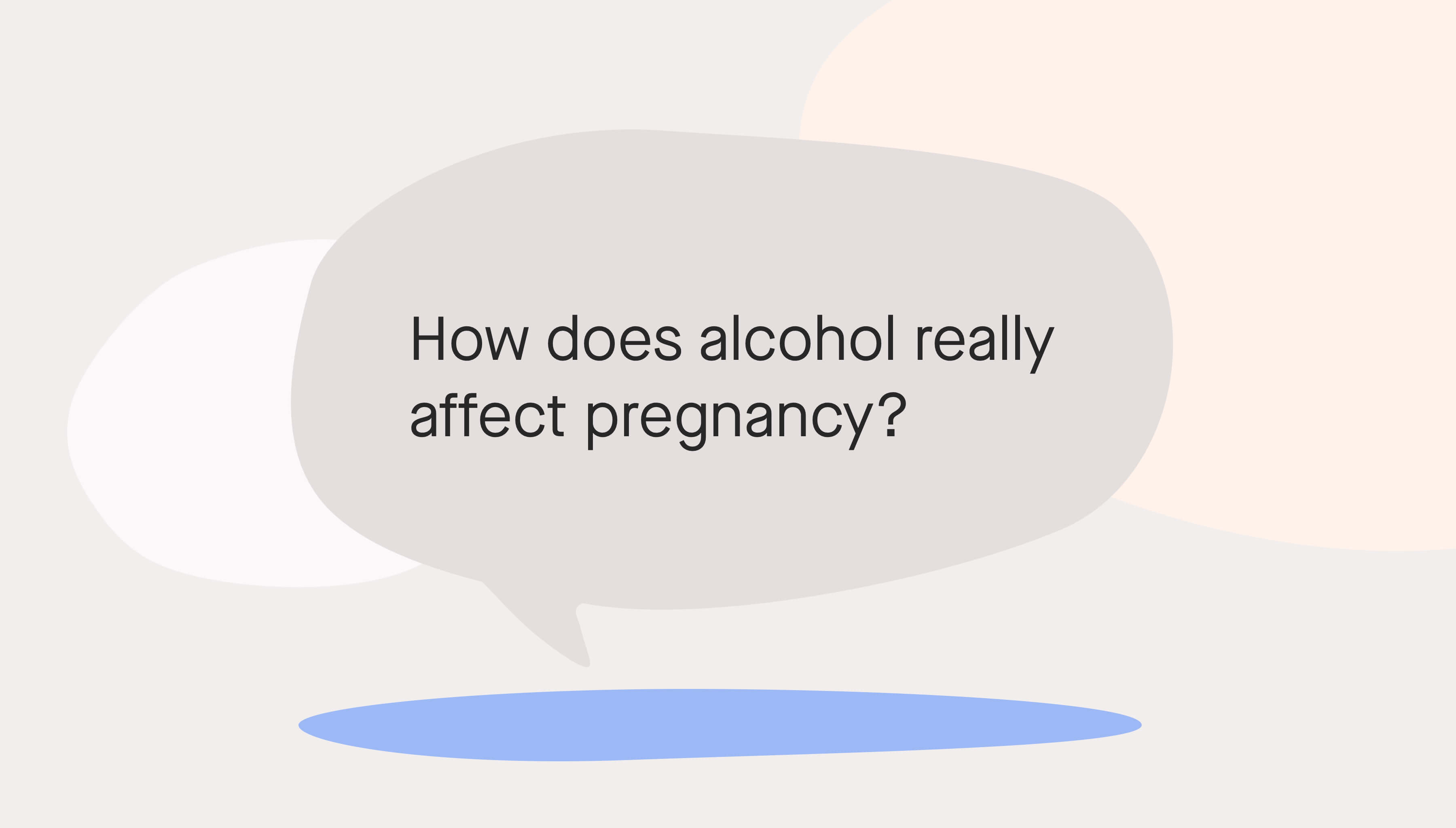 How alcohol affects pregnancy