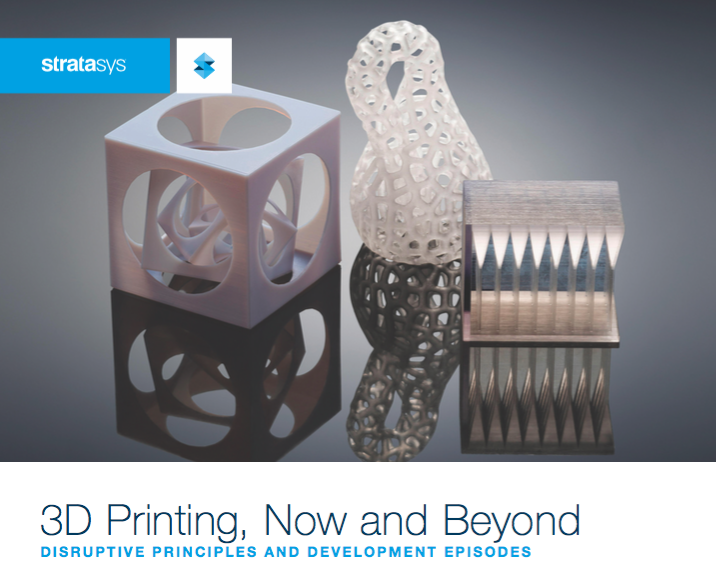 3D Printing, Now and Beyond!
