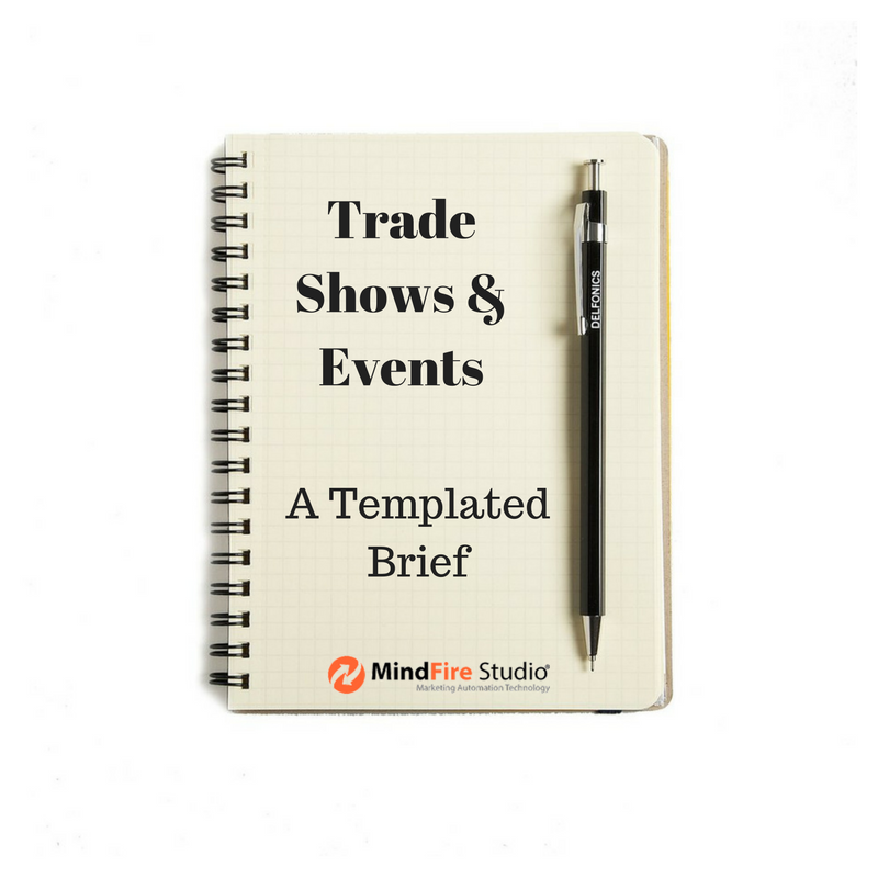 Trade Show & Event Brief Template