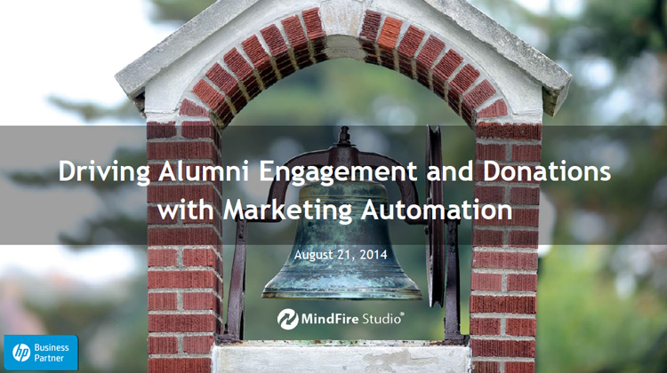 Driving Alumni Engagement and Donations with Marketing Automation