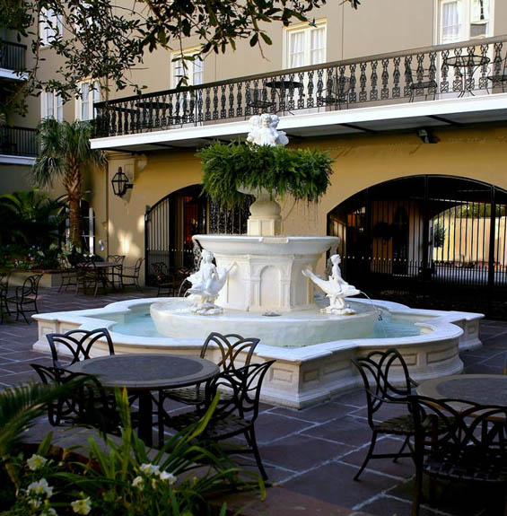 Four Seasons Hotel New Orleans French Quarter