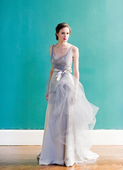 Love at First Sight - Carol Hannah\'s Wedding Dress - My Hotel Wedding