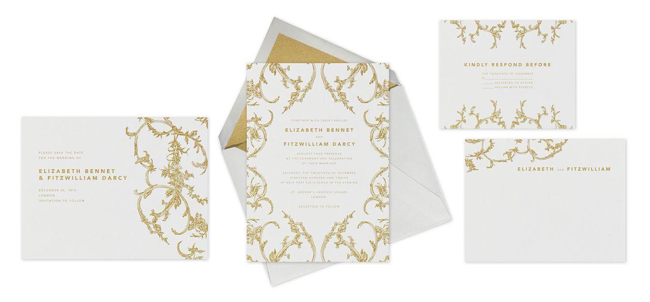 Oscar de la Renta for Paperless Post - My Hotel Wedding