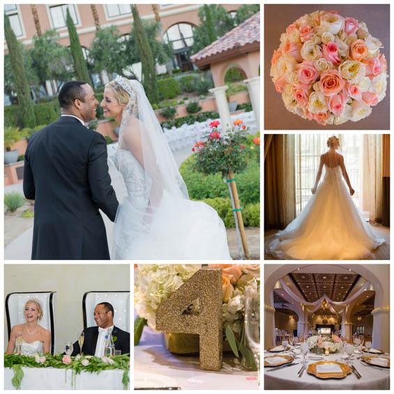 Westin Las Vegas Secret Garden Wedding
