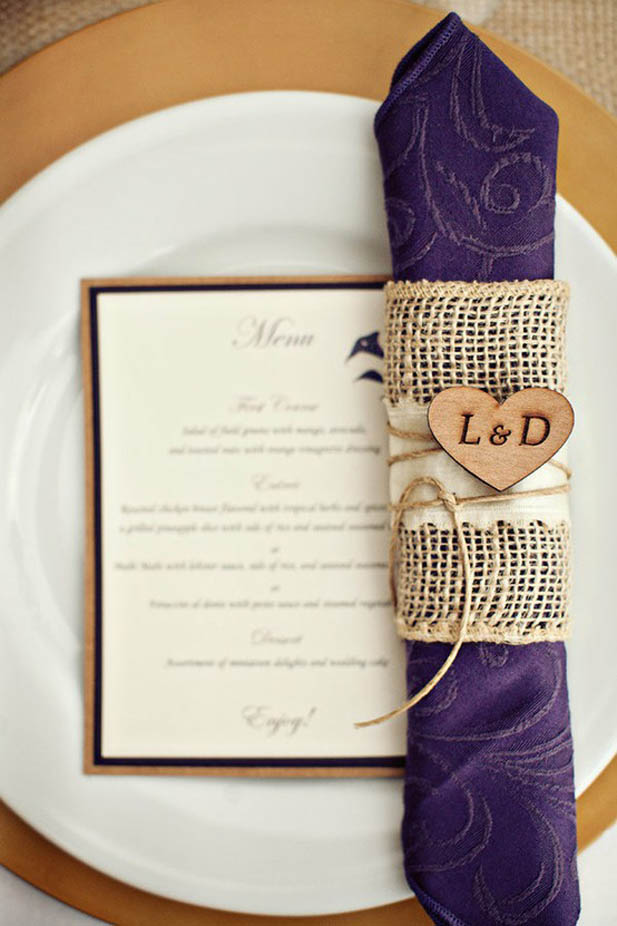 10 Types of Wedding Napkin Folds - My Hotel Wedding