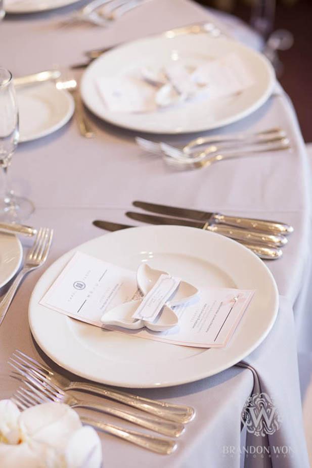 10 Types Of Wedding Napkin Folds My Hotel Wedding