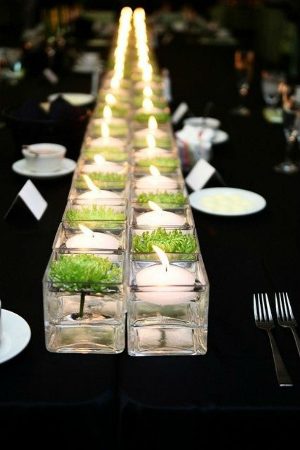 Non Flower Centerpieces For Wedding Tables Choice Image Wedding