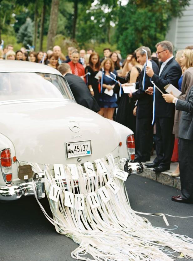 7 Ideas For Your Wedding Car Decorations My Hotel Wedding