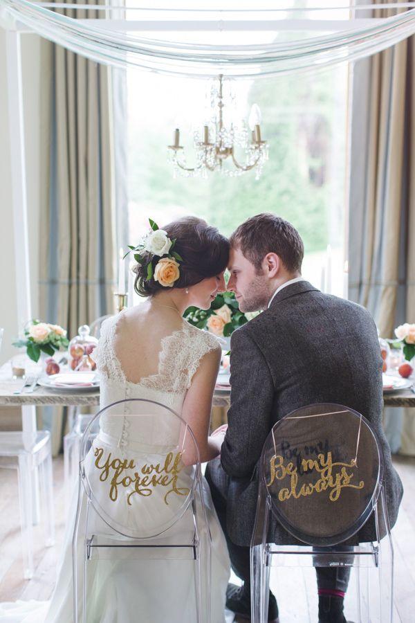 10 Sweet Wedding Chair Sign Ideas My Hotel Wedding