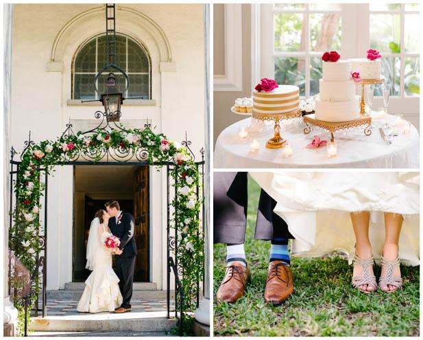 Mills House Wedding_Riverland Studios colorful wedding