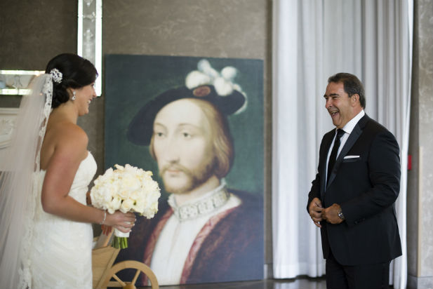 Chic Greek Wedding At The Viceroy Miami My Hotel Wedding