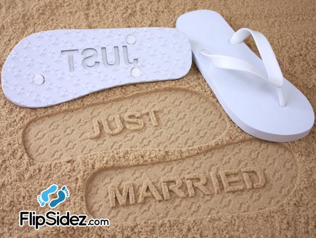 d7e353568a2 MHW ♥s Etsy  Flip Side Flip Flops - My Hotel Wedding