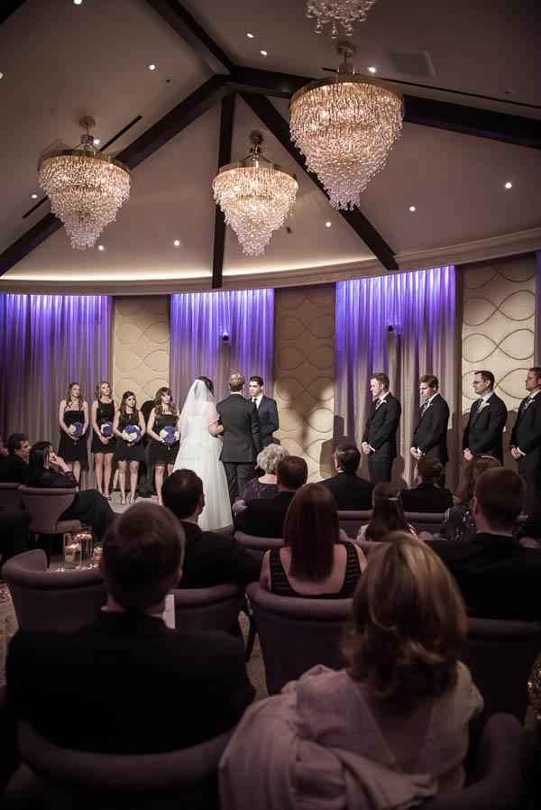 An Urban Vegas Wedding At Aria And Vdara My Hotel Wedding