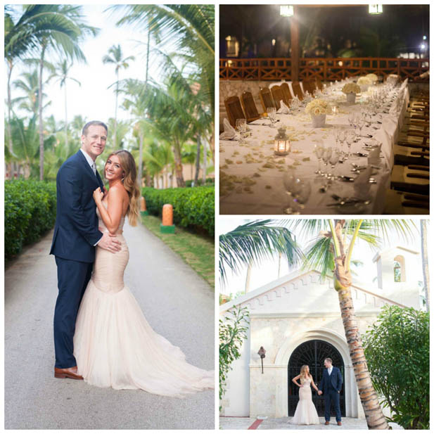Color Coordinated Wedding at Majestic Elegance Punta Cana My