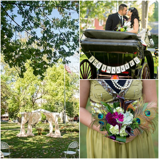Park Place Wedding Cardens Photography Outdoor