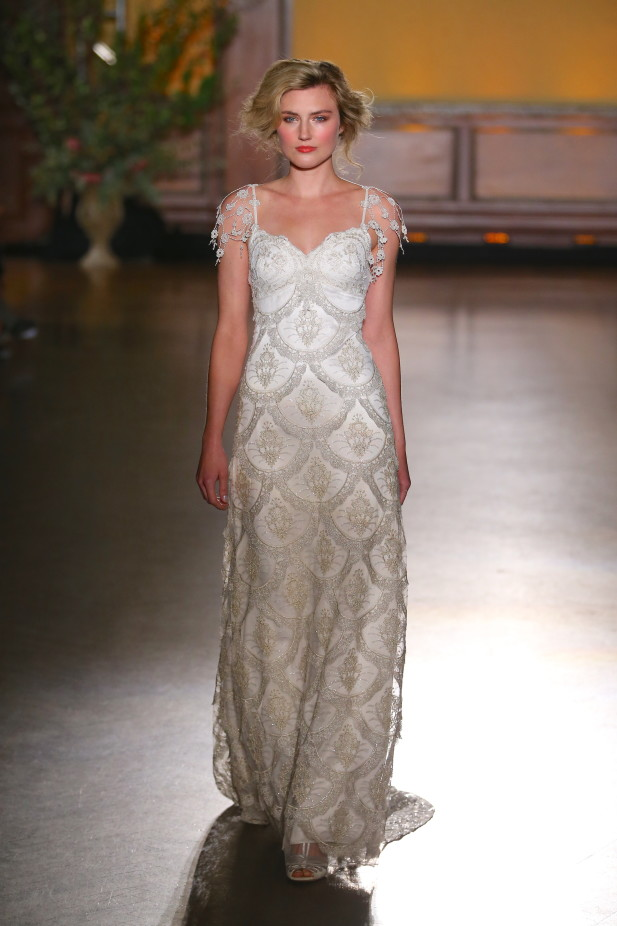see more claire pettibone wedding dresses from her fallwinter 2016 collection