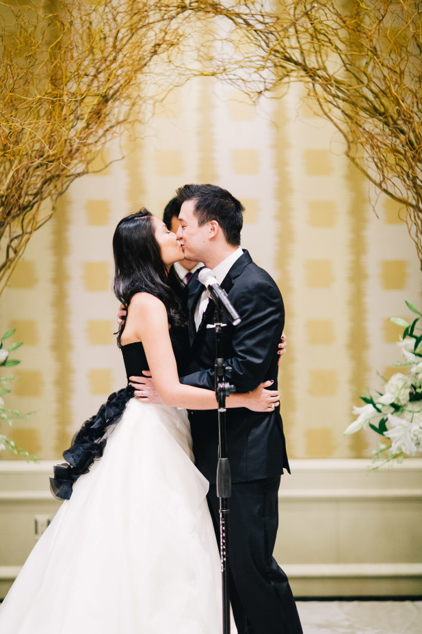 Contemporary Wedding at The Ritz-Carlton New York, Battery Park - My ...