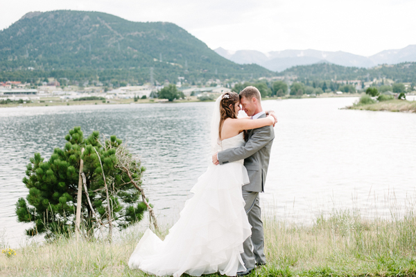 Rustic Pastel Wedding At Estes Park Resort Co My Hotel