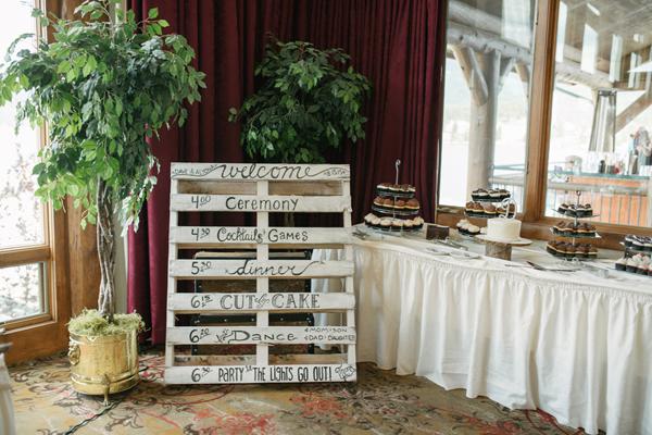 rustic pastel wedding at estes park resort co linda threadgill photography see more - Rustic Hotel 2015