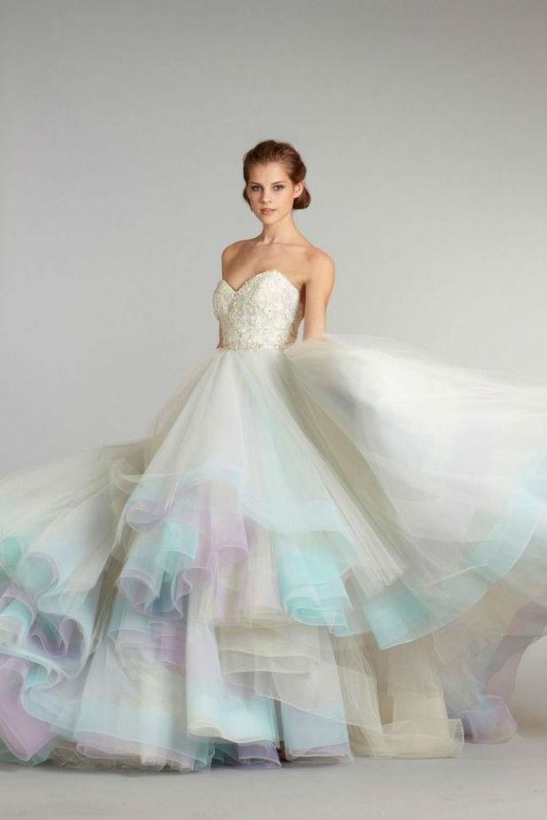 Non-Traditional Wedding Dress Ideas