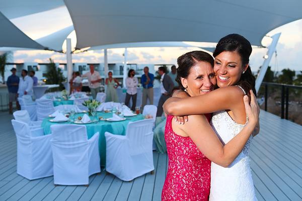 Fun Beach Wedding at Finest Playa Mujeres, MX   Jonathan Cossu Photographer   See more on My Hotel Wedding: https://www.myhotelwedding.com/blog/2015/12/03/fun-beach-wedding-at-finest-playa-mujeres-mx/