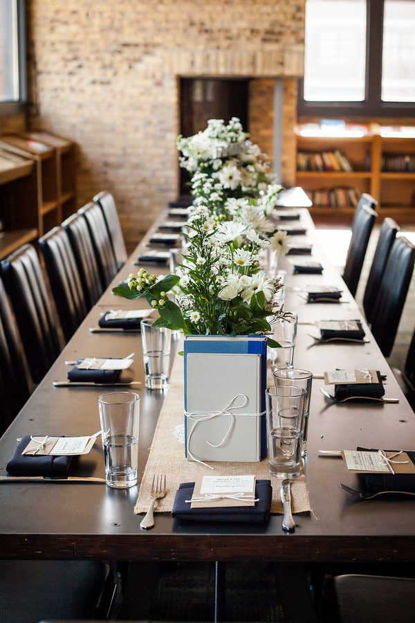 Library Themed Wedding At The Iron Horse Hotel Wi My Hotel Wedding