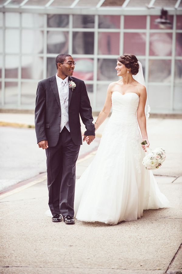 Classic Indianapolis Wedding at Crowne Plaza Union Station, IN ...