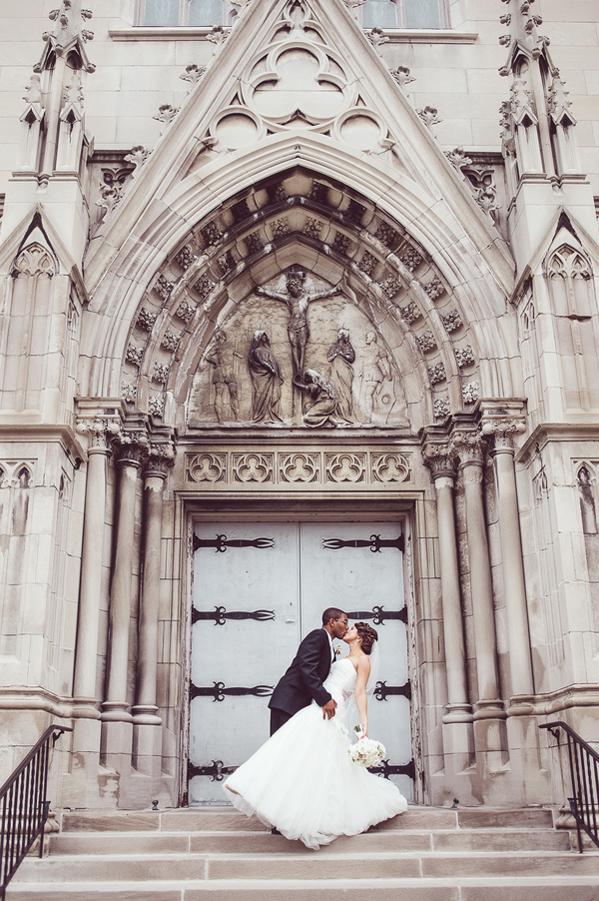 Classic Indianapolis Wedding At Crowne Plaza Union Station